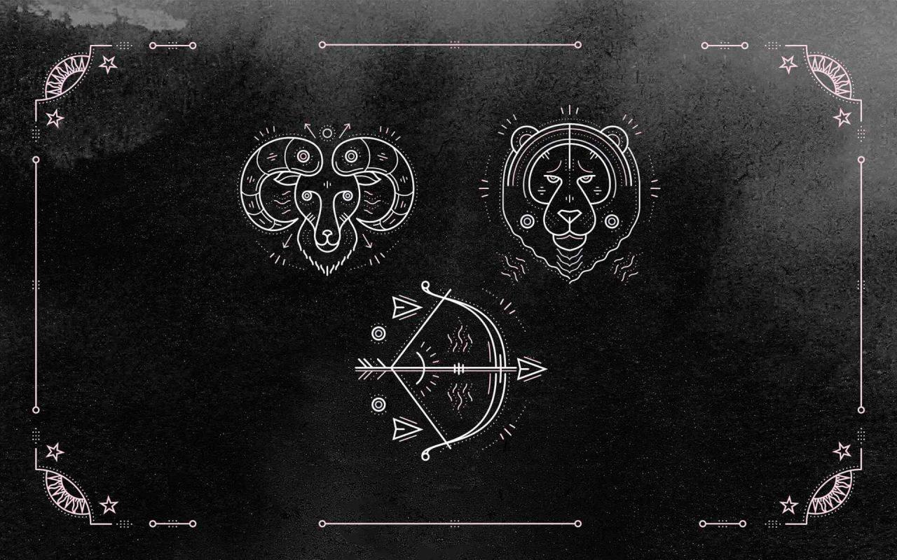 Siderische Astrologie – Siderische Tierkreiszeichen