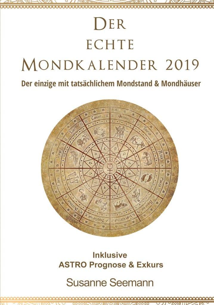 Mondkalender-2019 -Siderische Astrologie